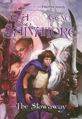 9780786952588: The Stowaway RLB: Stone of Tymora, Book I