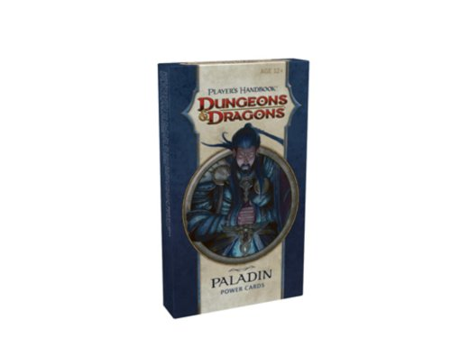 9780786952663: Player's Handbook - Paladin Power Cards: A 4th Edition D&D Accessory