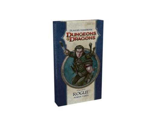9780786952687: Player's Handbook - Rogue Power Cards: A 4th Edition D&D Accessory
