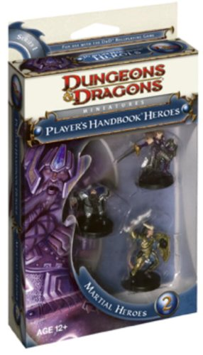 "9780786952786: Martial Heroes 2 (D&d Miniatures Accessories) (""Dungeons & Dragons"" Miniatures)"
