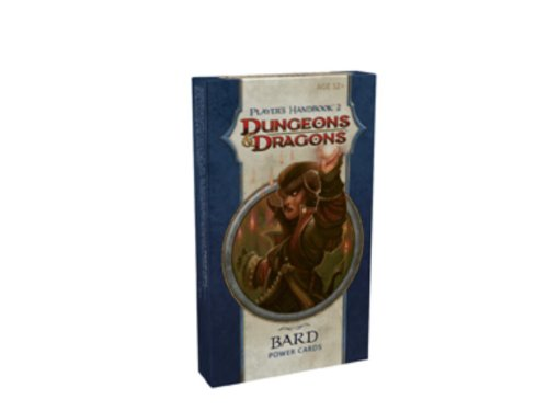 9780786952847: Player's Handbook 2 - Bard Power Cards: A 4th Edition D&d Accessory (Dungeons & Dragons 4th Edition)