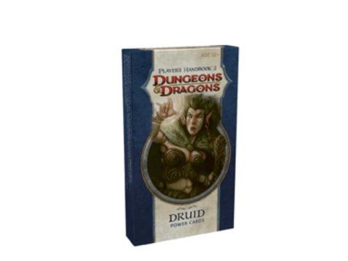 9780786952878: Player's Handbook 2 - Druid Power Cards: A 4th Edition D&D Accessory