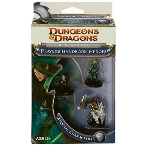 D&D Player's Handbook Heroes 2: Martial Heroes 3 Booster