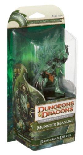 9780786952991: Monster Manual: Dangerous Delves: A D&D Miniatures Booster Expansion (D&D Miniatures Product)