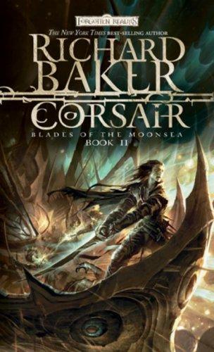9780786953073: Corsair (Blades of the Moonsea, Book II)