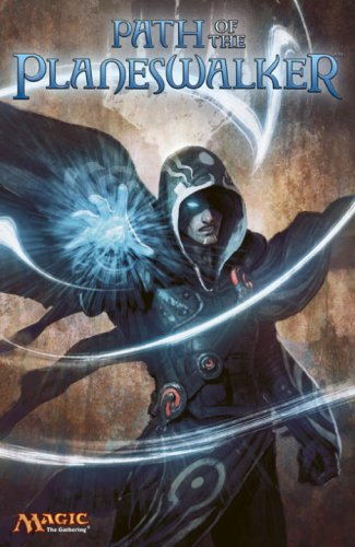 9780786953677: Path of the Planeswalker: A Magic: The Gathering Graphic Anthology