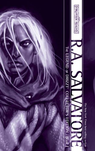 9780786953707: The Legend of Drizzt Collector's Edition, Book I
