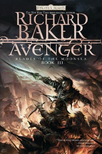 9780786953936: Avenger: Blades of the Moonsea, Book III (Blades of Moonsea)