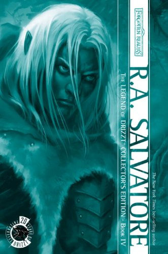 The Legend of Drizzt Collector's Edition, Book: R.A. Salvatore