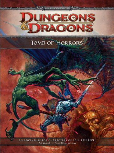 9780786954919: Tomb of Horrors: An Adventure for Characters of 10th-22nd Level