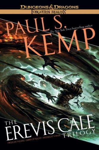 The Erevis Cale Trilogy: Kemp, Paul S.