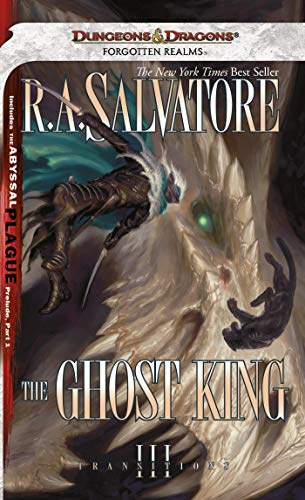 9780786954995: The Ghost King (Forgotten Realms: Transitions Trilogy)