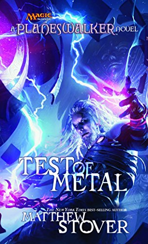 9780786955329: Test of Metal (Planeswalkers) (Magic: the Gathering)