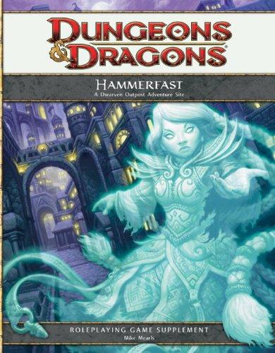9780786955343: Hammerfast: A Dwarven Outpost Adventure Site (4th Edition D&D)