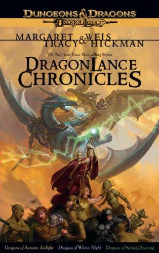 9780786955534: Dragonlance Chronicles: Dragons of Autumn Twilight/ Dragons of Winter Night/ Dragons of Spring Dawning