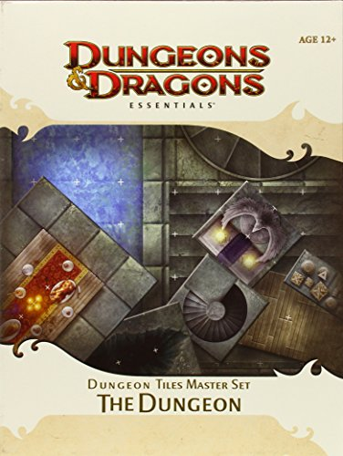 9780786955558: Dungeon Tiles Master Set - the Dungeon (