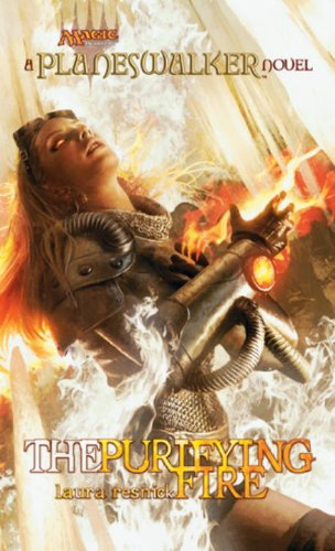 9780786955596: The Purifying Fire: A Planeswalker Novel