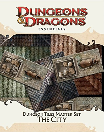 "9780786955718: Dungeon Tiles Master Set - the City (""Dungeons & Dragons"" Accessory)"
