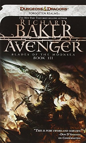 9780786955756: Avenger: Blades of the Moonsea, Book III (Blades of Moonsea)