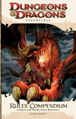 9780786956210: Rules Compendium: An Essential Dungeons & Dragons Compendium
