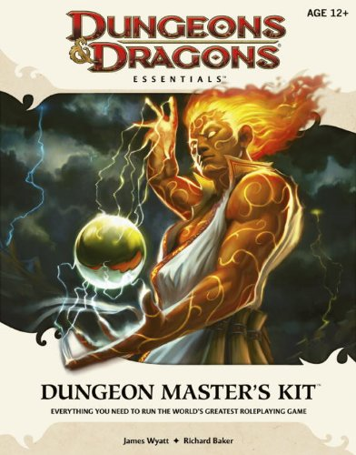 9780786956302: Dungeon Master's Kit: An Essential Dungeons & Dragons Kit