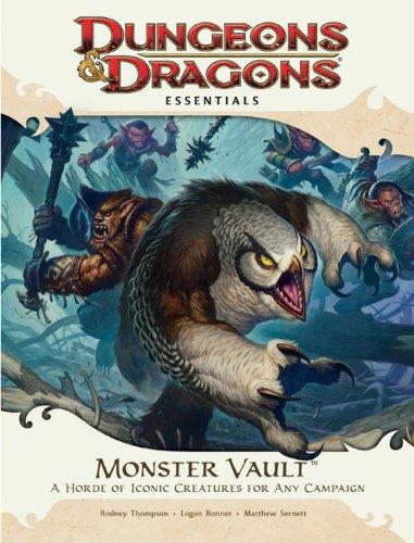 9780786956319: Monster Vault: An Essential Dungeons & Dragons Kit