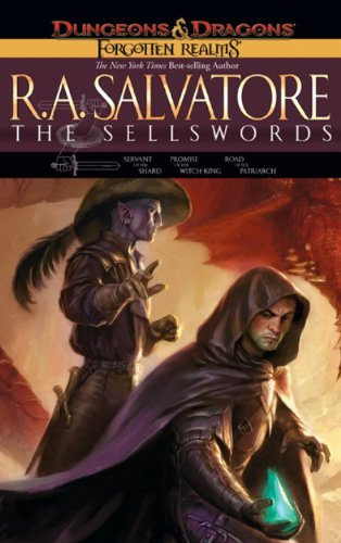 9780786957163: Forgotten Realms: the Sellswords: Servant of the Shard/Promise of the Witch-king/Road to the Patriarch