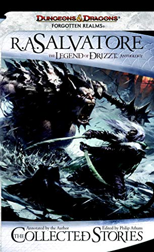 9780786957385: The Collected Stories: The Legend of Drizzt (Forgotten Realms: the Legend of Drizzt)