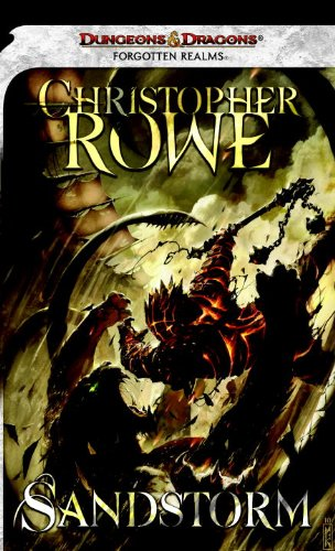 9780786957422: Sandstorm: A Forgotten Realms Novel