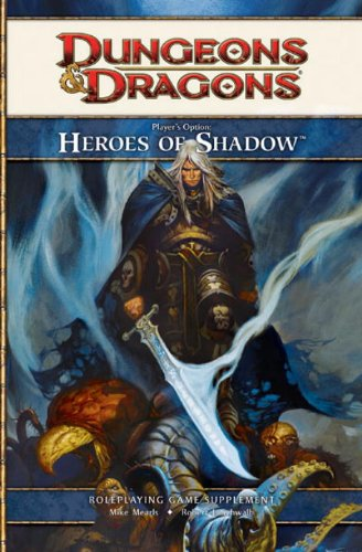 9780786957453: Player's Option: Heroes of Shadow: A 4th Edition D&D Supplement