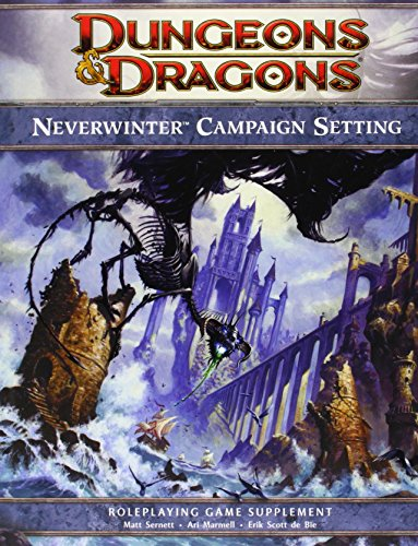 9780786958146: Neverwinter Campaign Setting: A 4th edition Dungeons & Dragons Supplement (4th Edition D&D)