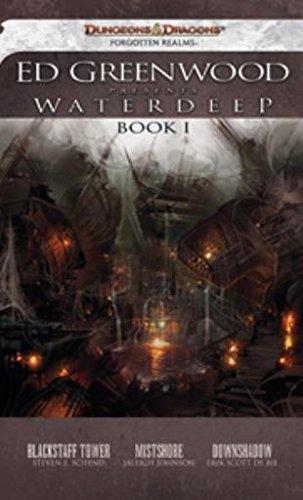 9780786958184: Ed Greenwood Presents Waterdeep, Book I