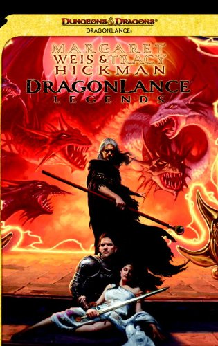 9780786958399: Dragonlance Legends: Time of the Twins, War of the Twins, Test of the Twins