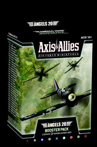 9780786958665: Angels 20 (Axis & Allies Miniatures)