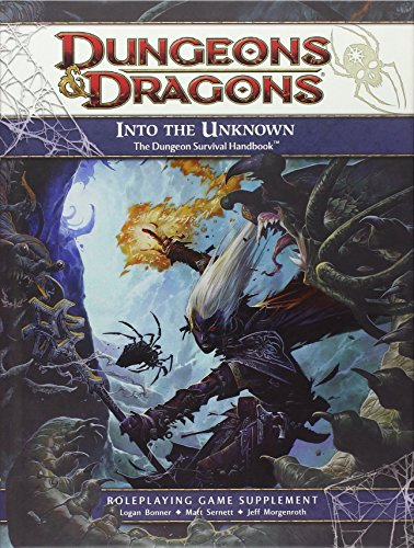 9780786960323: Into the Unknown:: The Dungeon Survival Handbook, Roleplaying Game Supplement