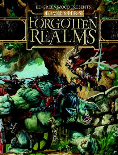 9780786960347: Ed Greenwood Presents Elminster's Forgotten Realms: A Dungeons & Dragons Supplement