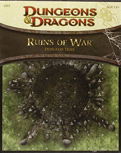 9780786960354: D&D Ruins of War Dungeon Tiles (Dungeons & Dragons)