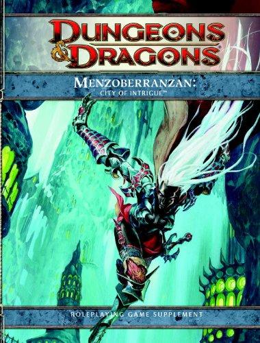 9780786960361: Menzoberranzan: City of Intrigue (Dungeons & Dragons Supplement)