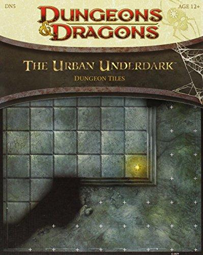 9780786960415: The Urban Underdark - Dungeon Tiles (Dungeons & Dragons)