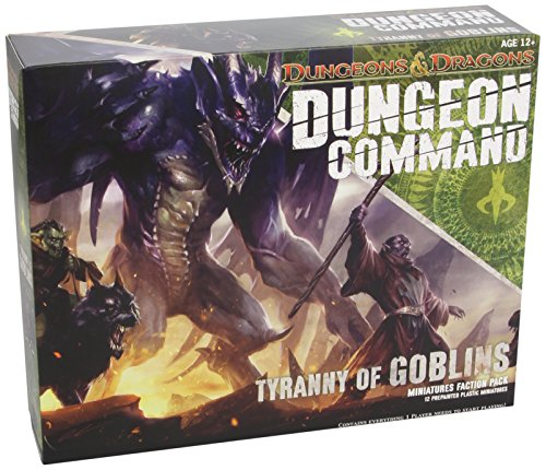 "9780786960446: Dungeon Command: Tyranny of Goblins: A Dungeons & Dragons Expansion Pack (""Dungeons & Dragons"" Miniatures)"