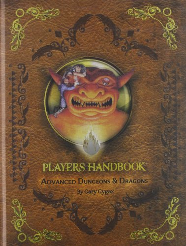 9780786962433: D&D 1st Edition Premium Players Handbook (Dungeons & Dragons Guide)
