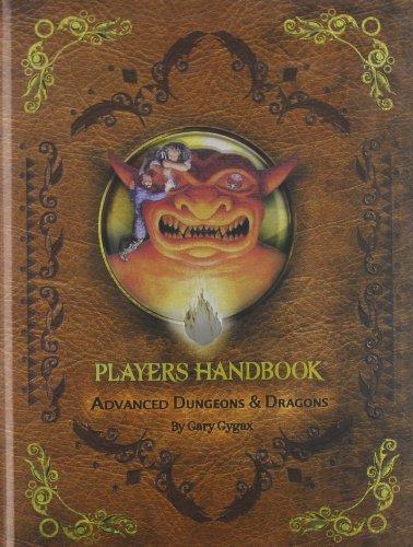 Advanced Dungeons & Dragons Players: Players Handbook
