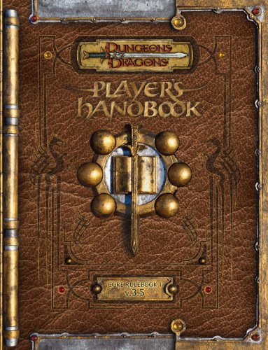 9780786962464: Dungeons & Dragons: Player's Handbook, Core Rulebook I, V.3.5