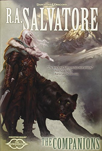 9780786963713: The Companions: The Sundering, Book I
