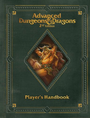 9780786964451: D&D Premium 2nd Ed. Players Handbook (Dungeons & Dragons Guide)