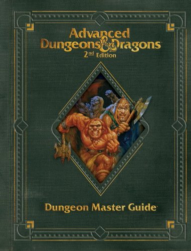 9780786964475: Advanced Dungeons & Dragons Dungeon Master Guide