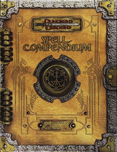 9780786964482: Dungeons & Dragons Spell Compendium