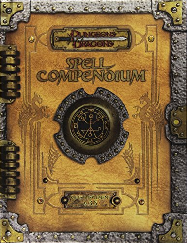 9780786964482: Premium 3.5 Edition Dungeons & Dragons Spell Compendium (Dungeons & Dragons Accessories) (Dungeons & Dragons (Idw Hardcover))