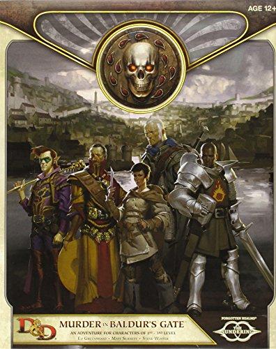 9780786964635: Murder in Baldur's Gate (Sundering adventure, 1) (D&d Adventure)