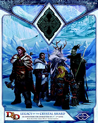 9780786964642: Legacy of the Crystal Shard (Dungeons & Dragons: The Sundering)